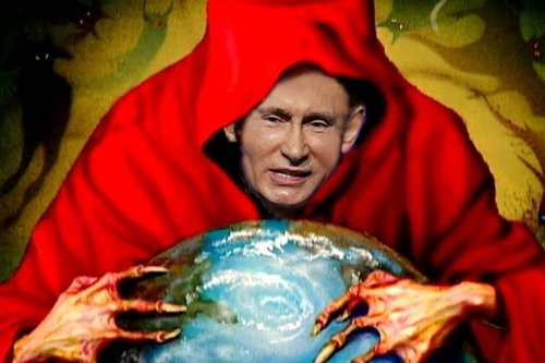 """Путин кровью подписал """"пакет Яровой"""" - Изображение 1"""