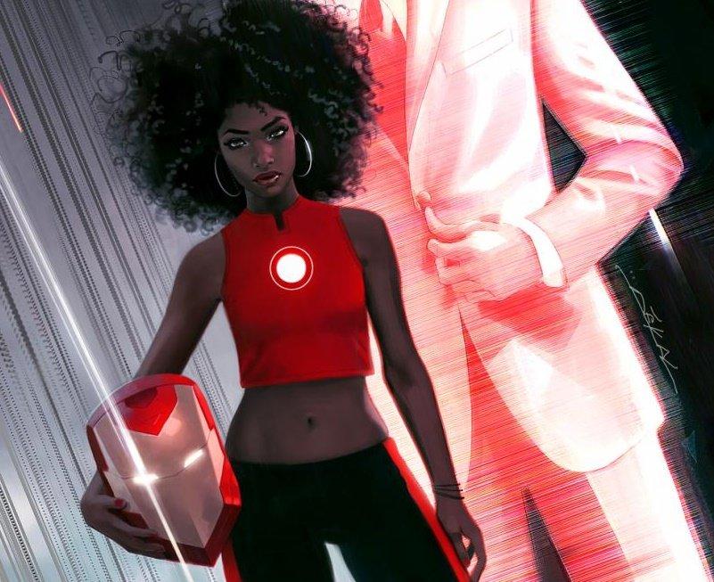 Герои Marvel меняются, а люди как были... - Изображение 1
