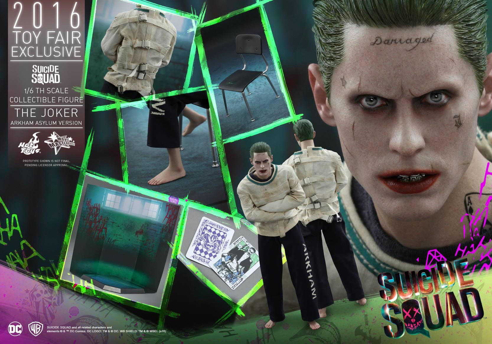Несколько новых эксклюзивов к грядущему Toy Fair 2016 - Изображение 1