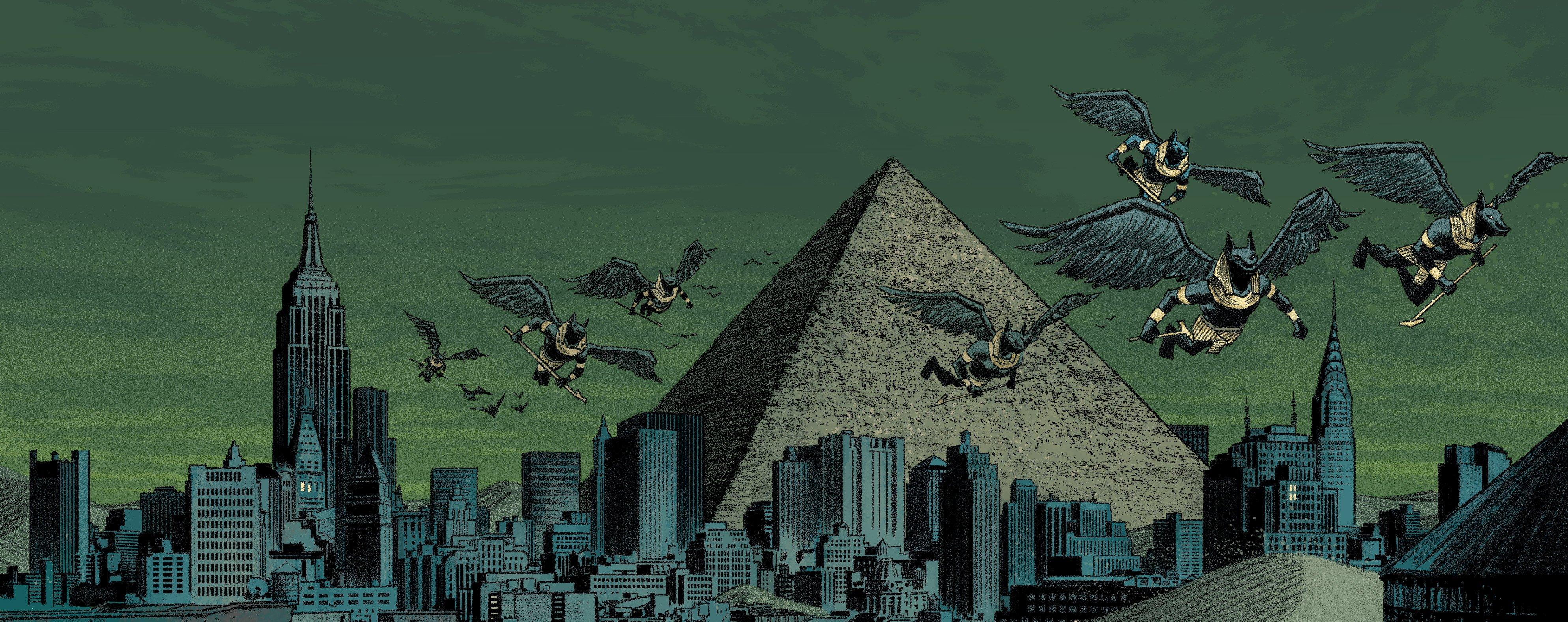 Лунный Рыцарь. Добро пожаловать в Египет. - Изображение 2