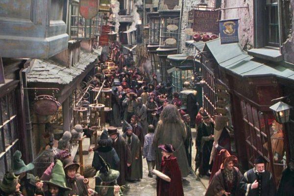 Косой переулок из Гарри Поттера в Санкт-Петербурге - Изображение 2