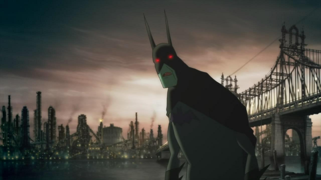 Вместо Suicide Squad. Анимация вселенной DC - Изображение 4