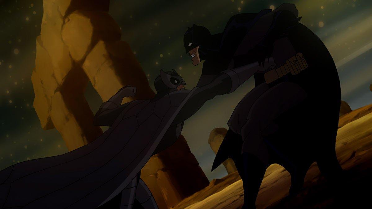 Вместо Suicide Squad. Анимация вселенной DC - Изображение 8