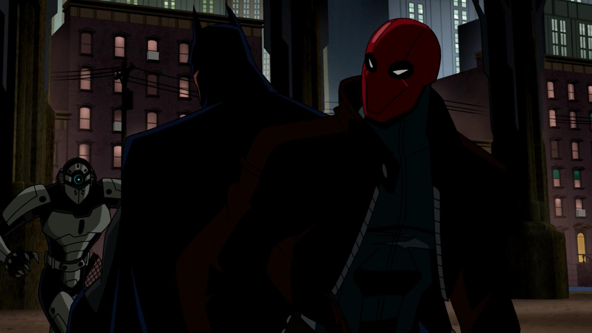 Вместо Suicide Squad. Анимация вселенной DC - Изображение 9