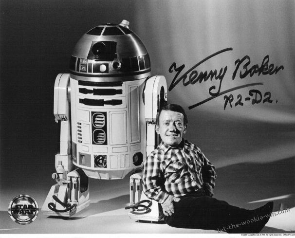R2-D2 уже никогда не будет прежним. Скончался Кенни Бейкер - Изображение 1