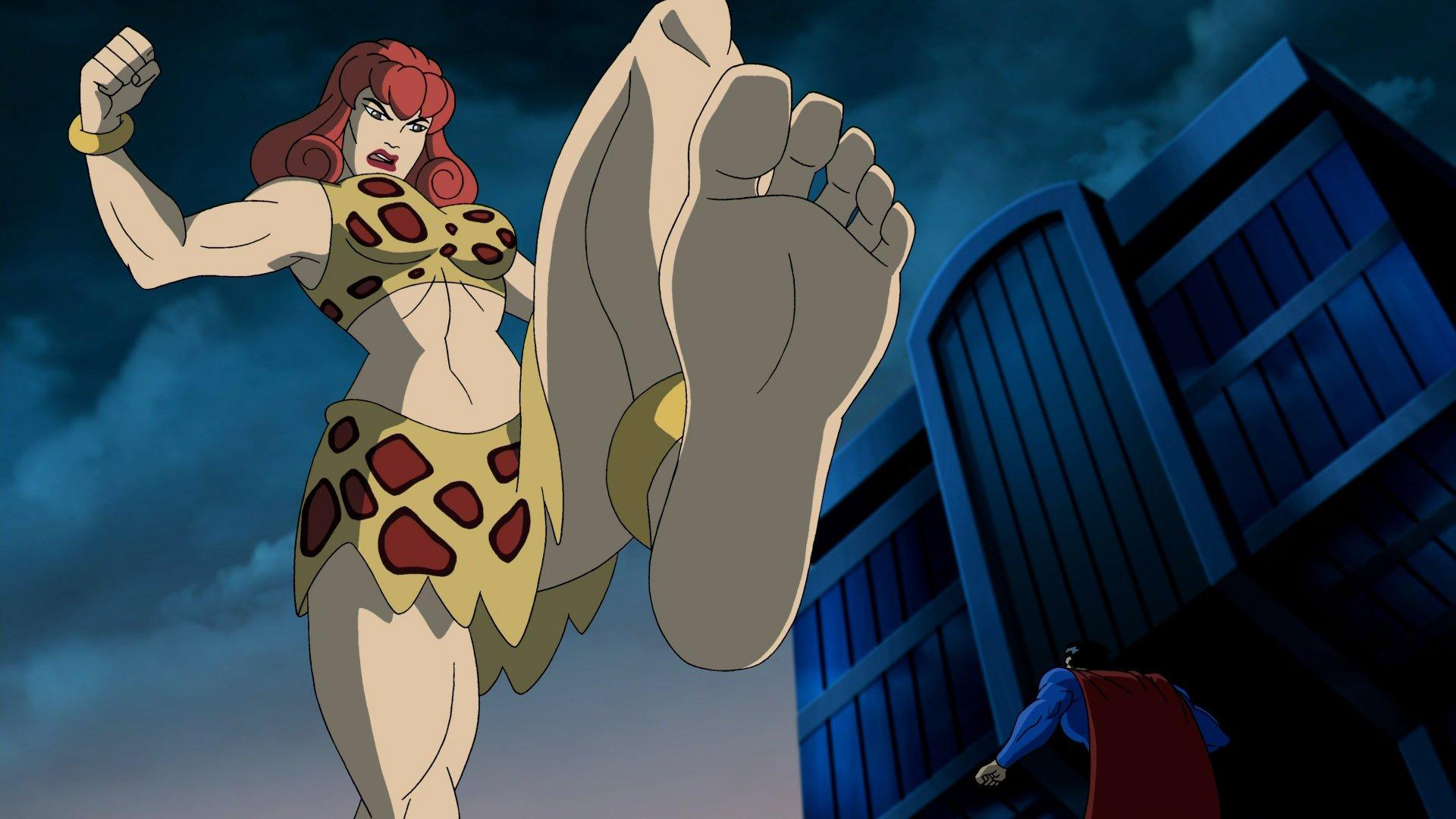 Вместо Suicide Squad. Анимация вселенной DC - Изображение 7