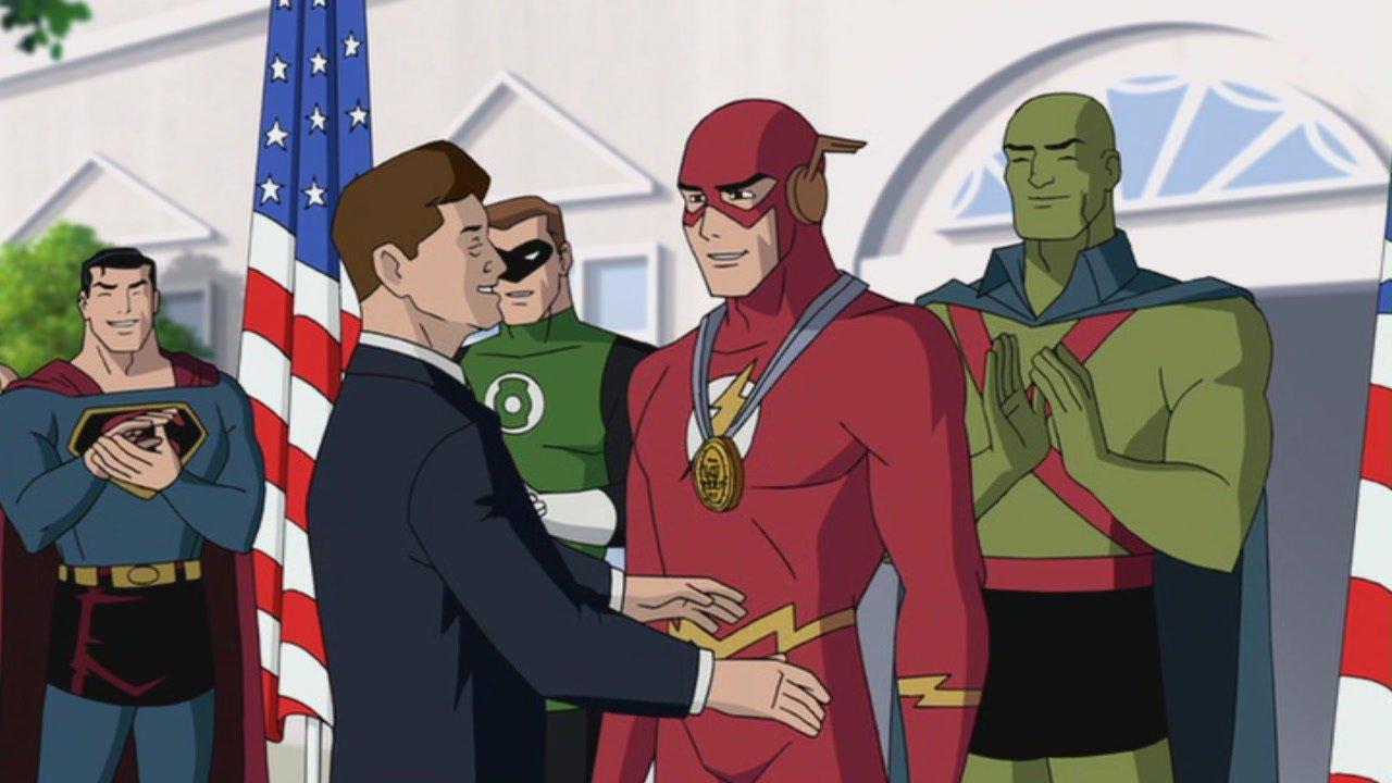 Вместо Suicide Squad. Анимация вселенной DC - Изображение 3