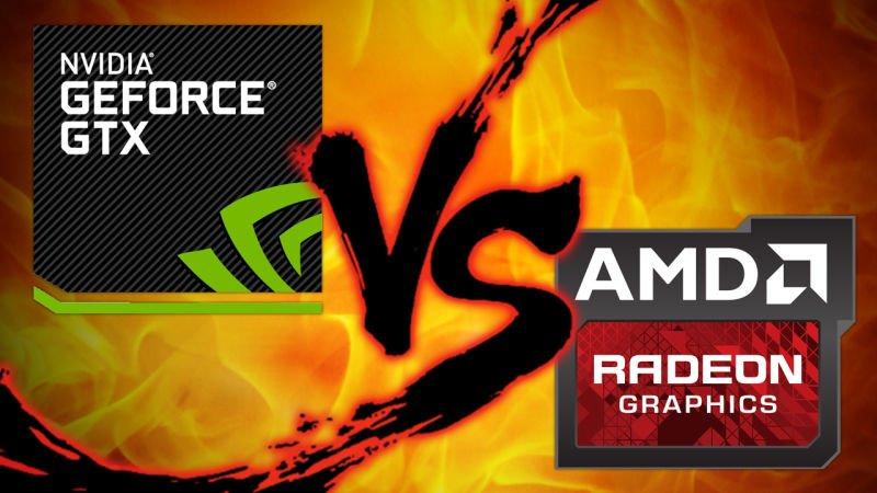 Железная минутка ( AMD vs. Nvidia ) - Изображение 1