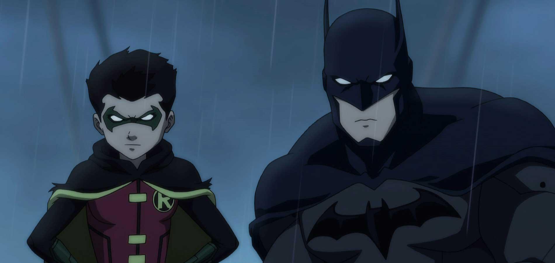 Оригинальная анимация DC. Финал - Изображение 12