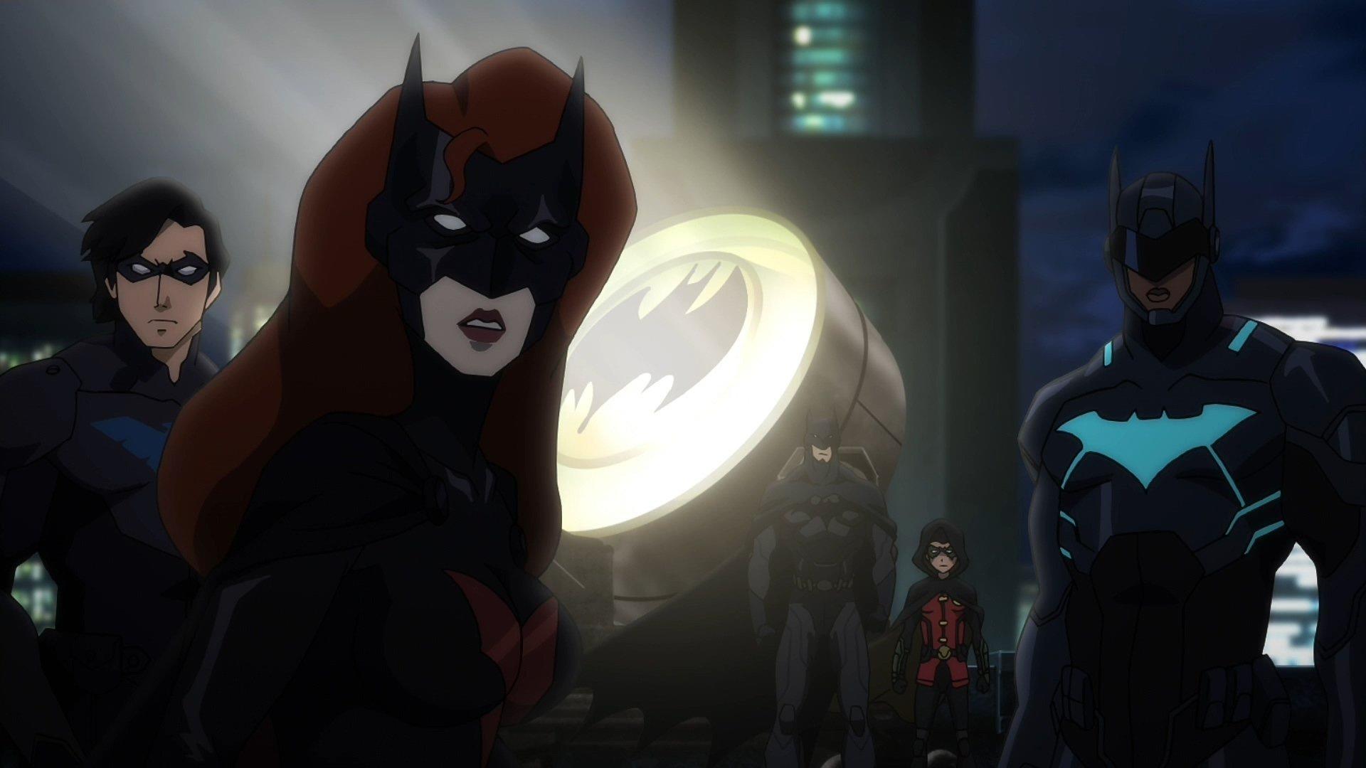 Оригинальная анимация DC. Финал - Изображение 17