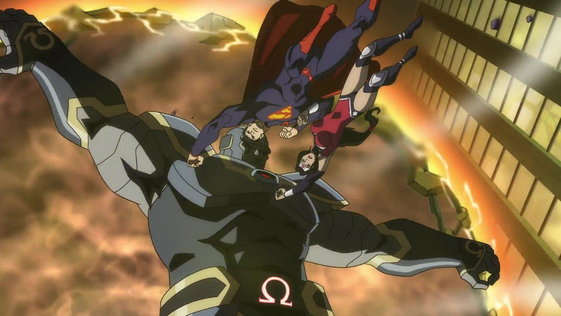 Оригинальная анимация DC. Финал - Изображение 11