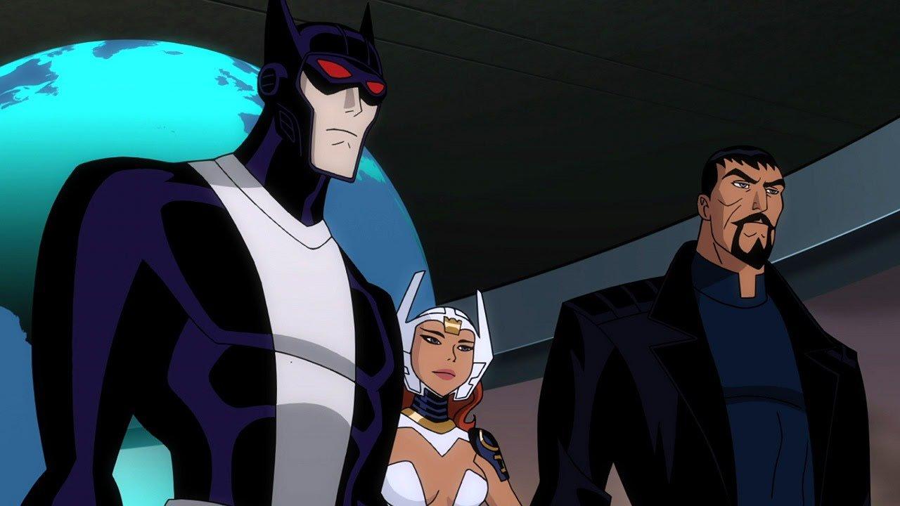 Оригинальная анимация DC. Финал - Изображение 16