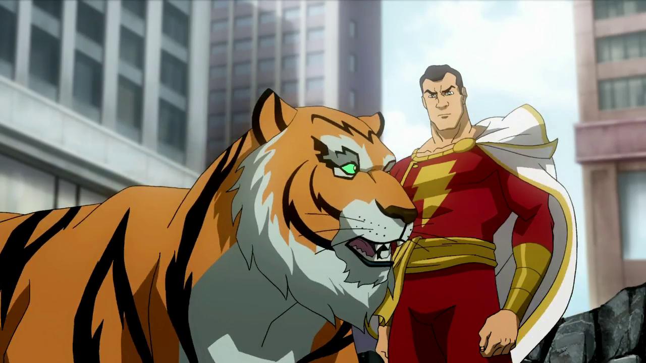 Оригинальная анимация DC. Финал - Изображение 3