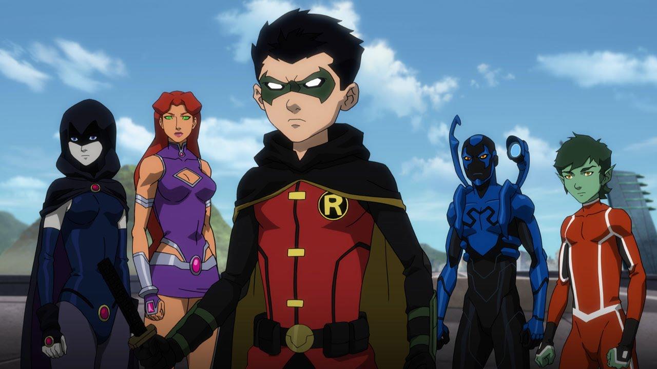 Оригинальная анимация DC. Финал - Изображение 18