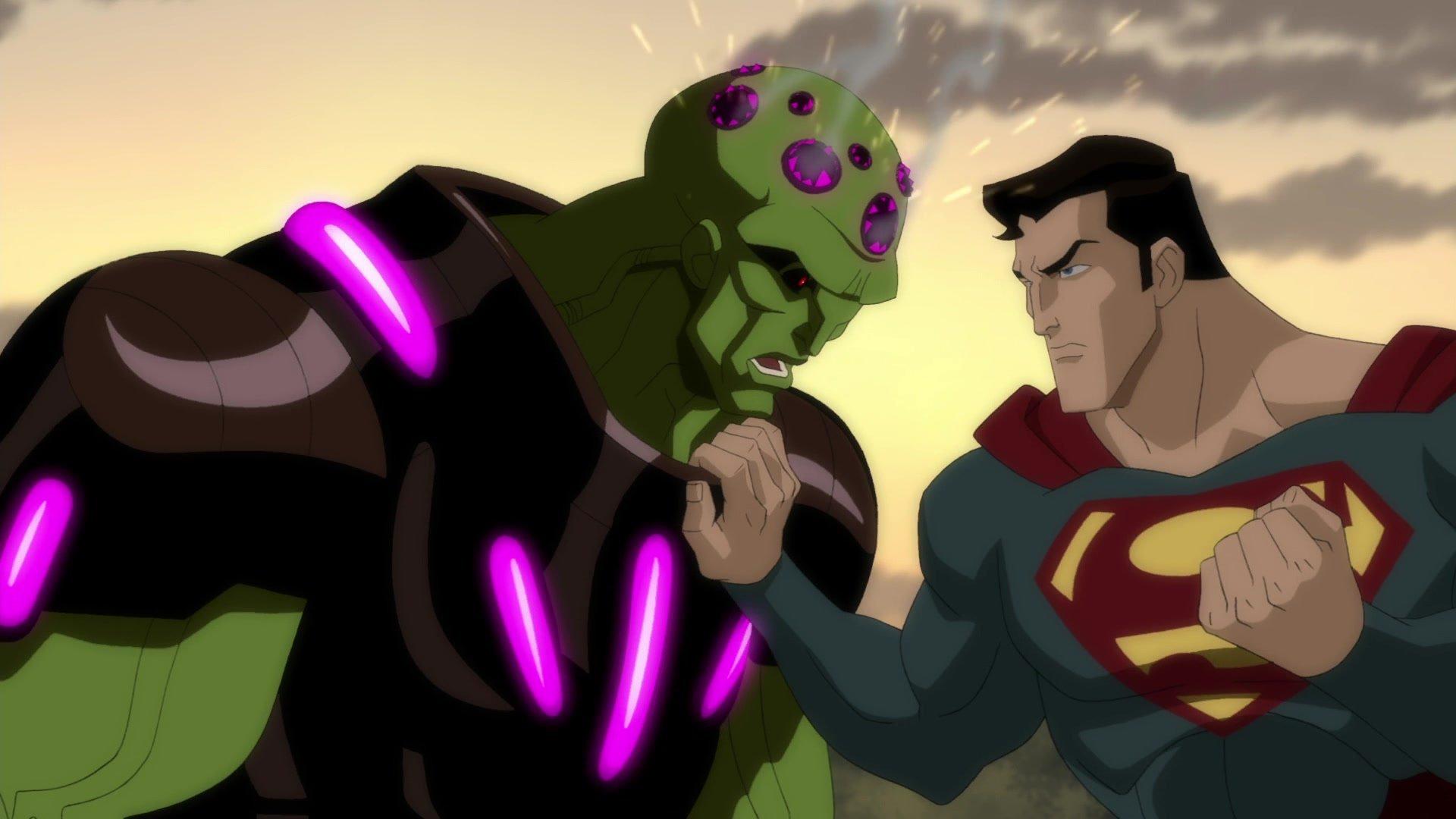 Оригинальная анимация DC. Финал - Изображение 9