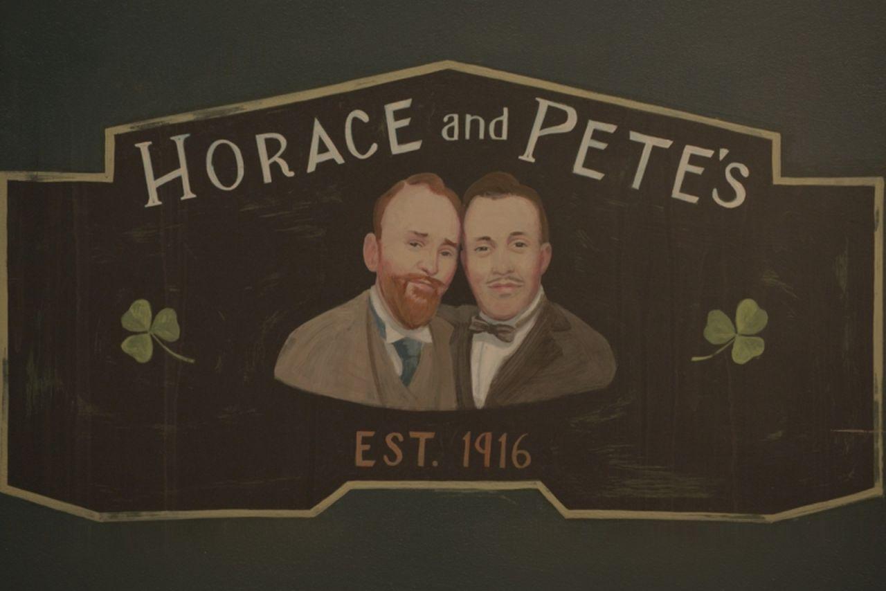 """Трагикомедия от Луиса Си Кея - """"Хорас и Пит"""" - Изображение 1"""