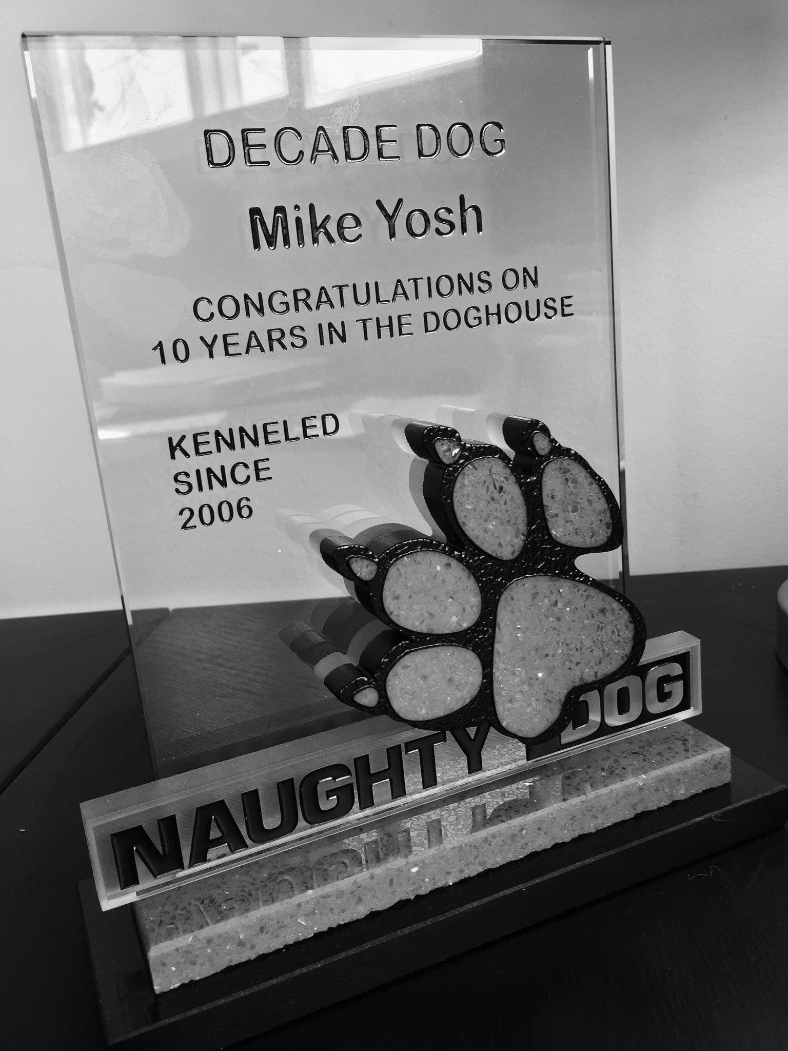 Ведущий аниматор Майкл Йош ушел из Naughty Dog - Изображение 1