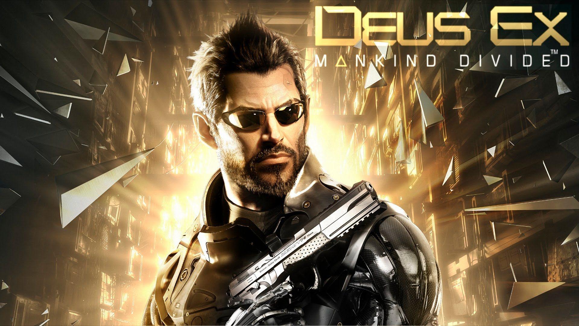 В сети выложили видео сравнение графики Deus Ex: Mankind Divided на PC - Изображение 1