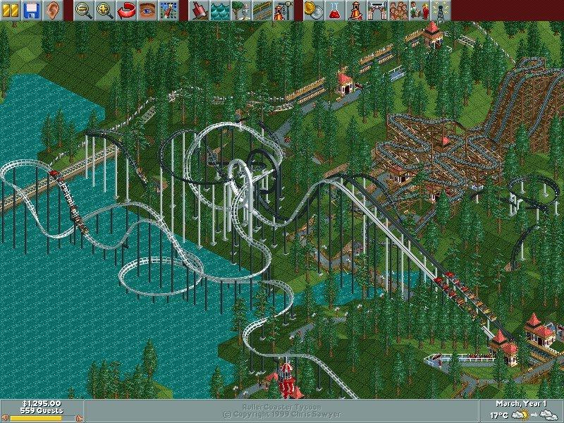 Planet Coaster — будущее симуляторов парков развлечений. - Изображение 1
