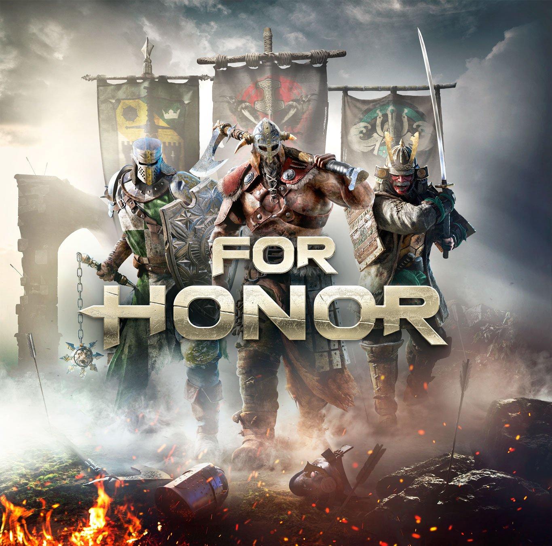 На Gamescom показали альфа геймплей  FOR HONOR - Изображение 1
