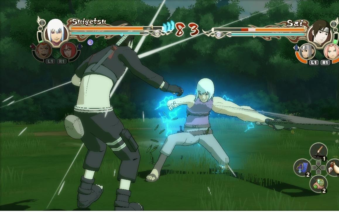Обзор Naruto Shippuden: Ultimate Ninja Storm 2 - Изображение 3