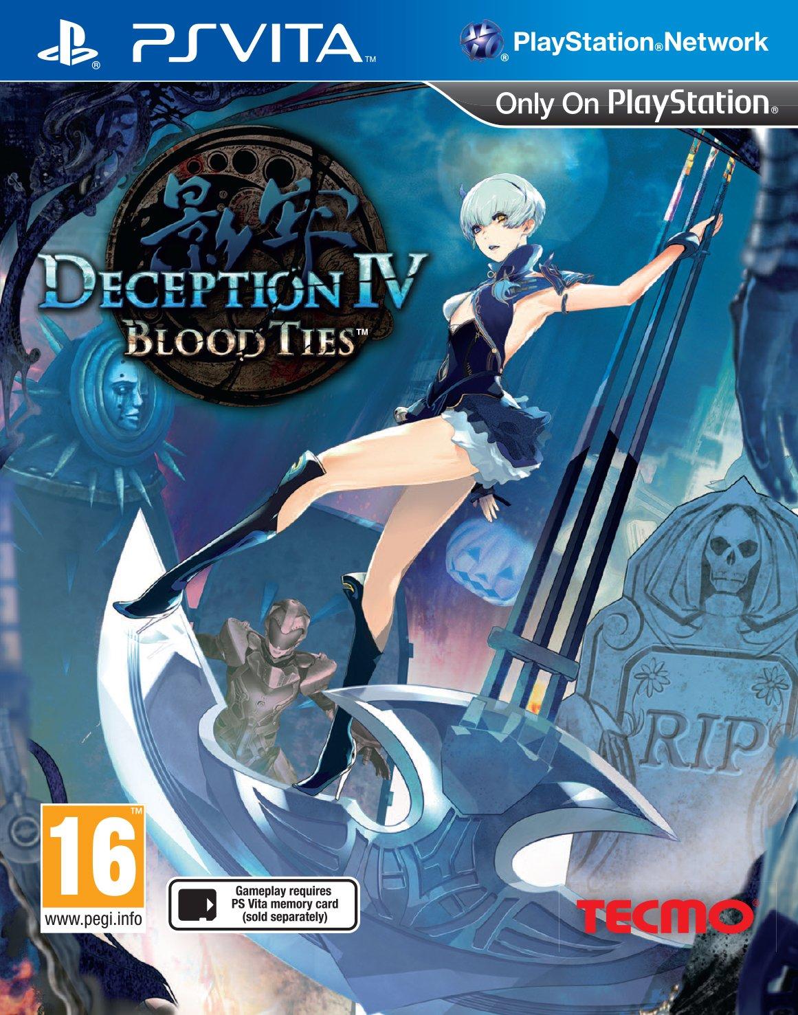 Обзор игры Deception IV: Blood Ties . - Изображение 1