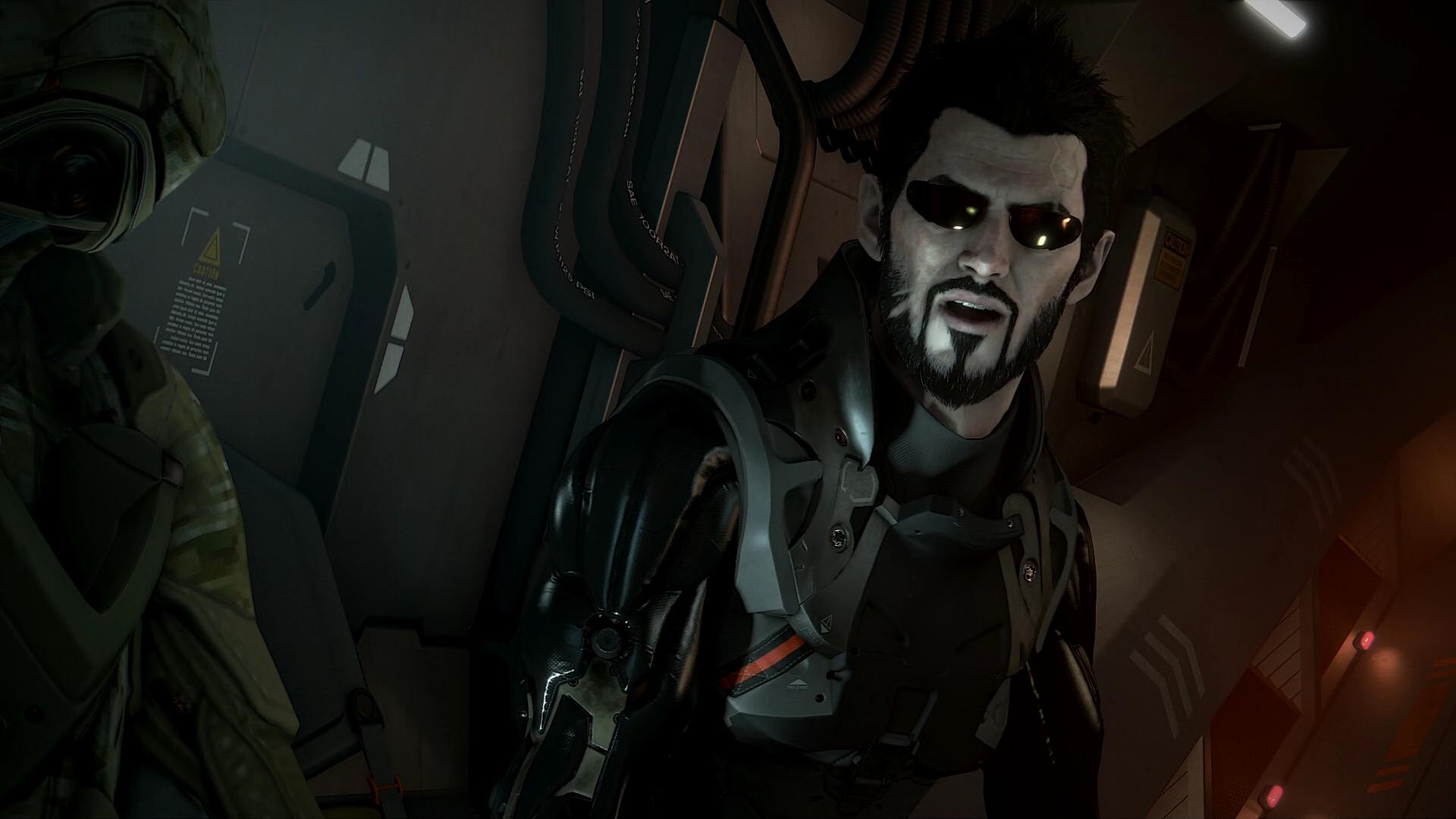 Моё лицо после ночи в Deus Ex: Mankind Divided - Изображение 2