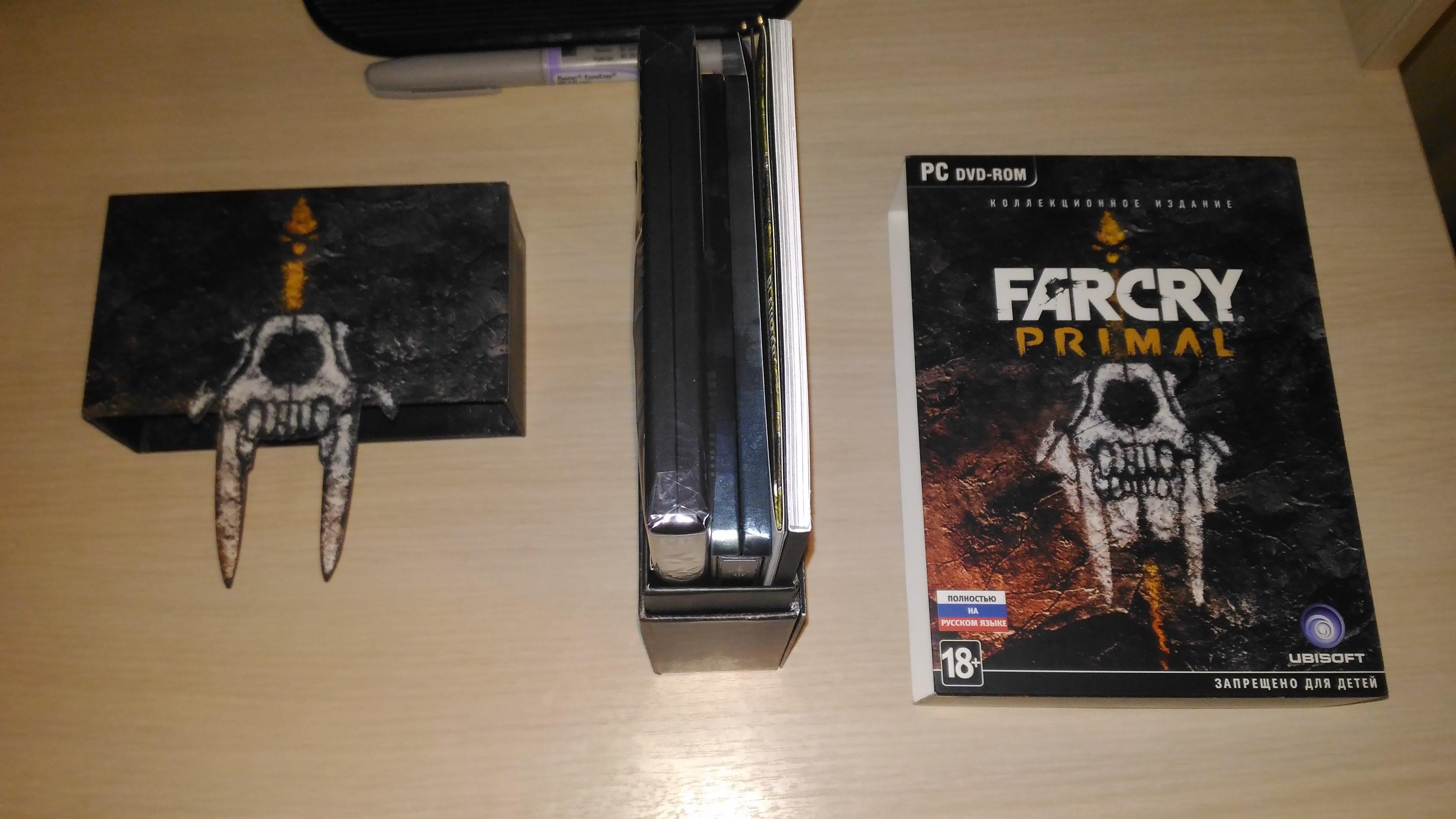 Мини-обзор коллекционного издания Far Cry: Primal PC. - Изображение 6