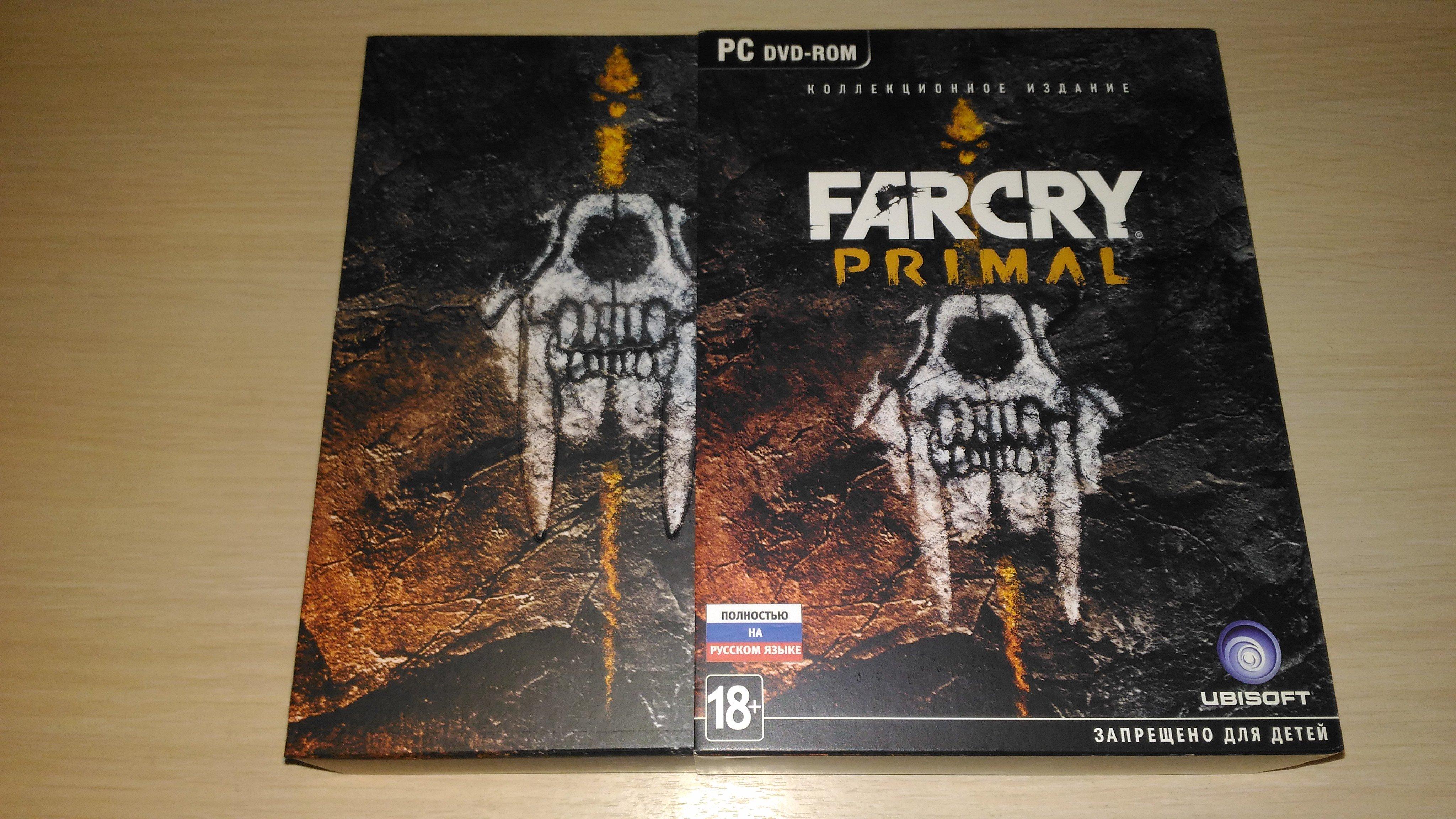 Мини-обзор коллекционного издания Far Cry: Primal PC. - Изображение 3