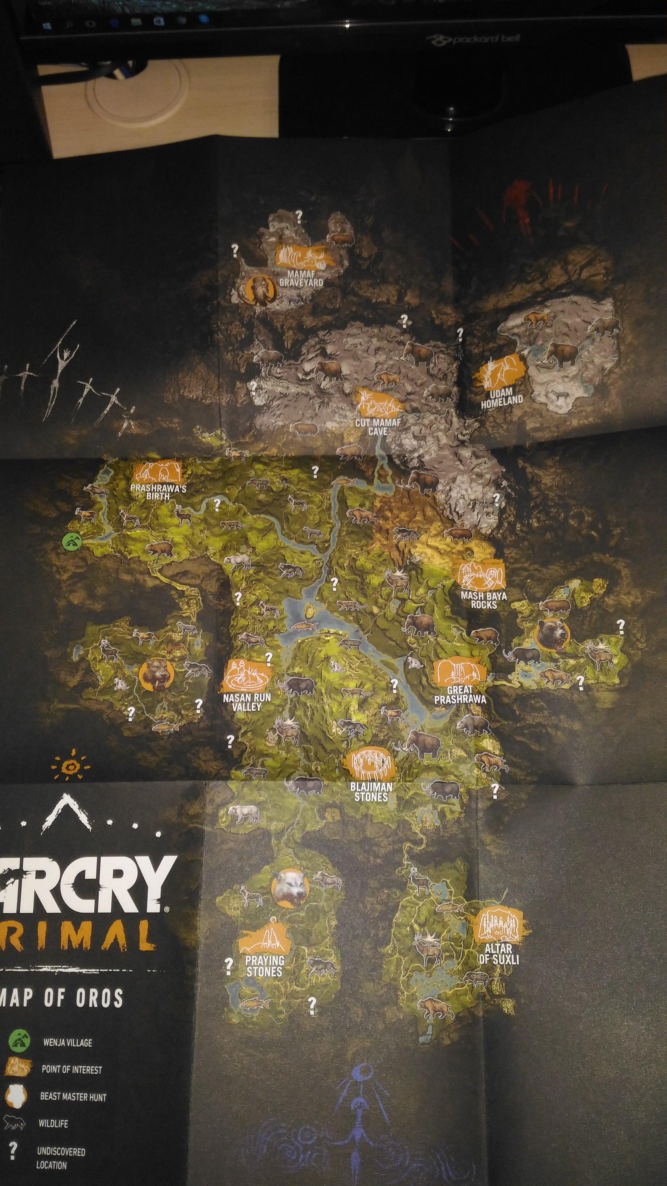Мини-обзор коллекционного издания Far Cry: Primal PC. - Изображение 12