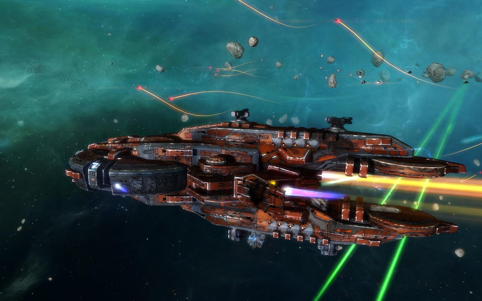 В поисках хорошего космосима. Обзор Rebel Galaxy - Изображение 3