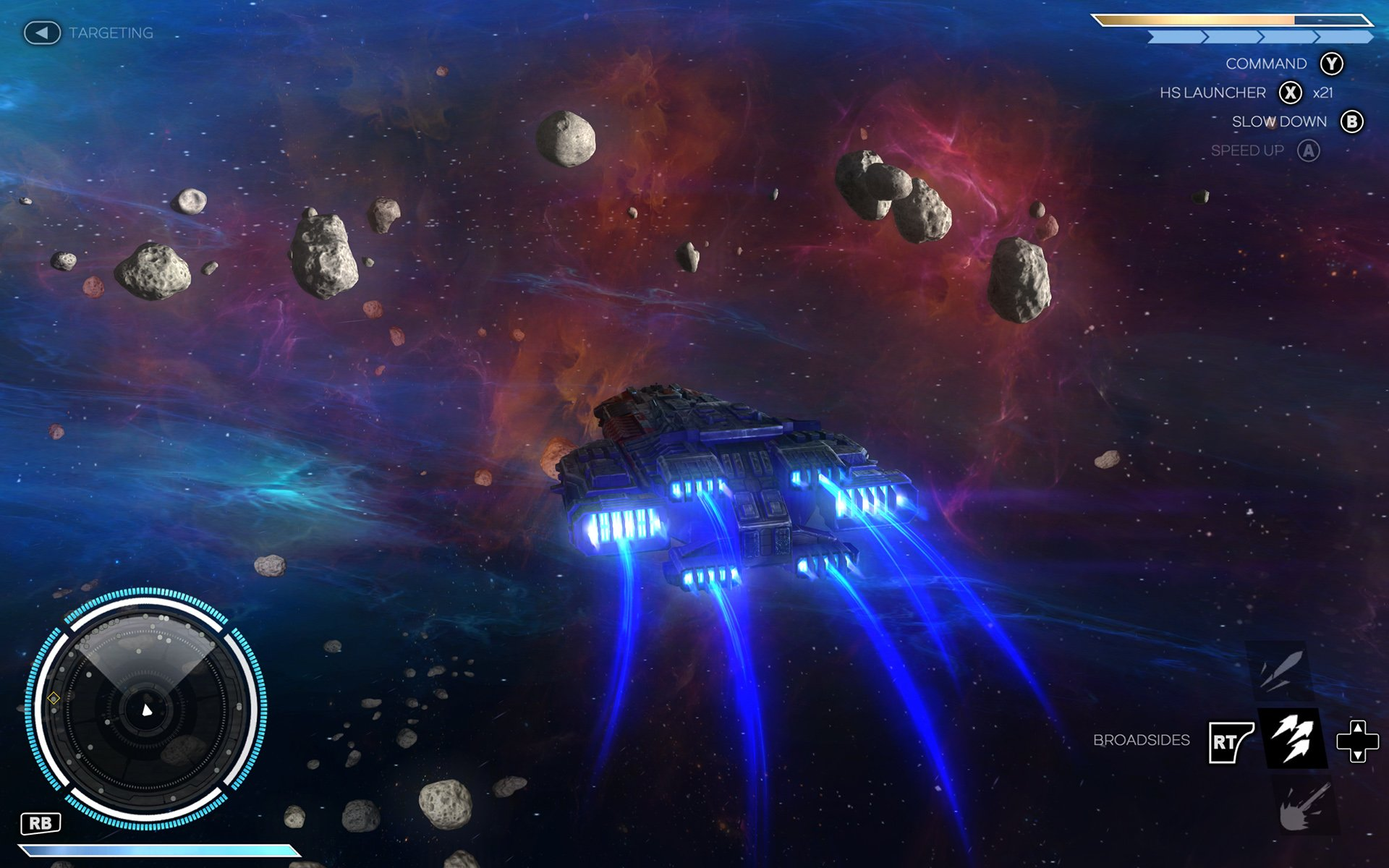 В поисках хорошего космосима. Обзор Rebel Galaxy - Изображение 4