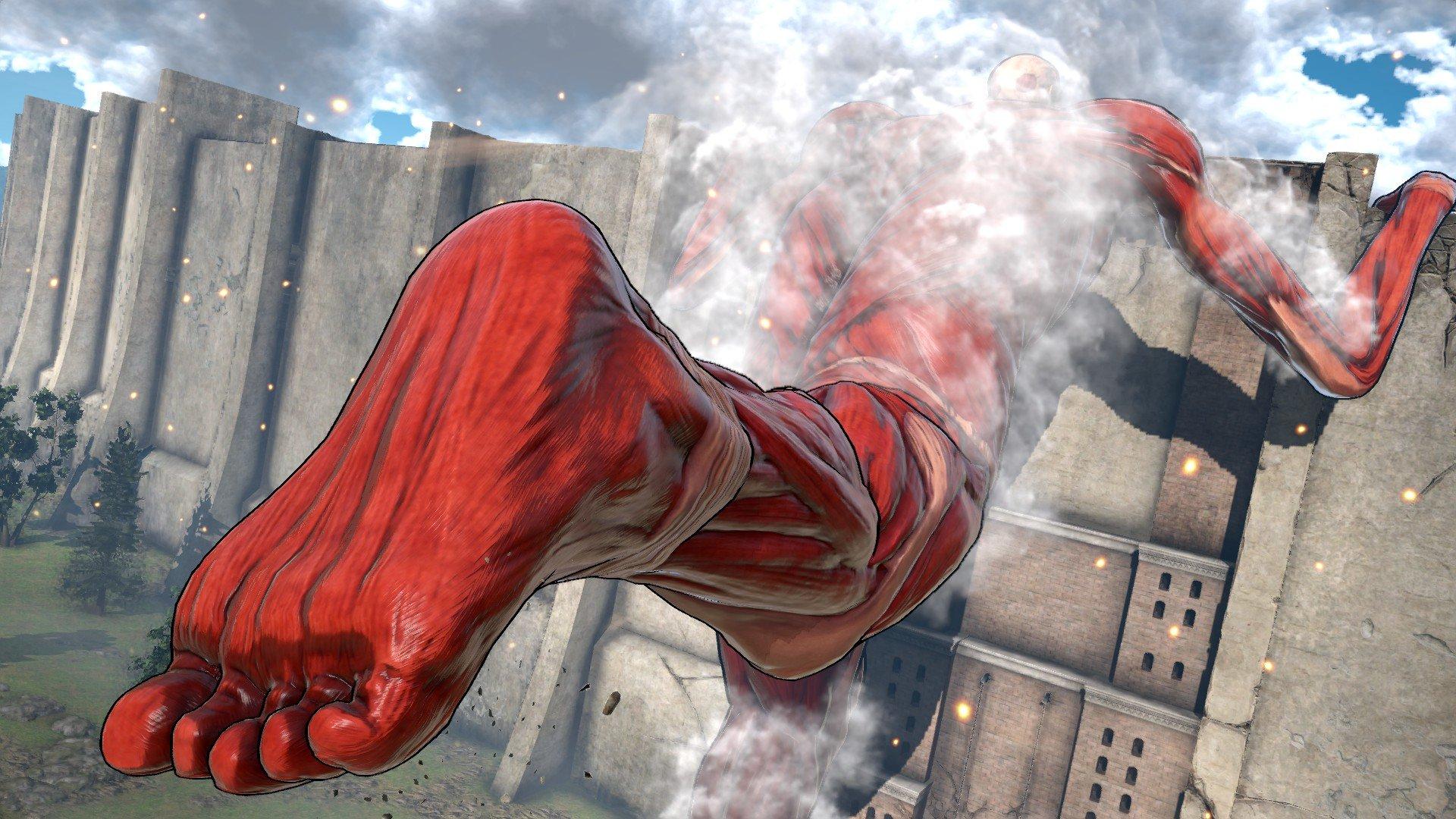 Пост-прохождение Attack of Titan: Wings of Freedom Часть 1 НАЧАЛО!!! - Изображение 16