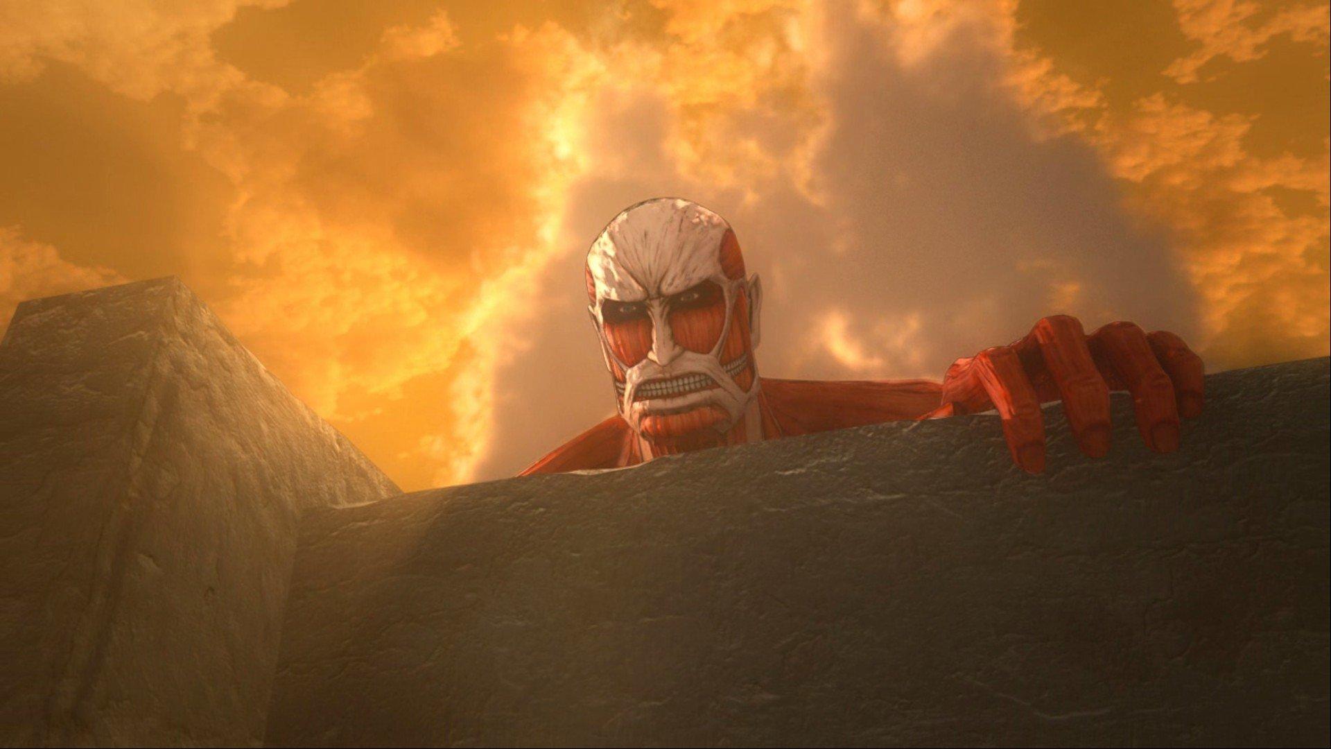 Пост-прохождение Attack of Titan: Wings of Freedom Часть 1 НАЧАЛО!!! - Изображение 5