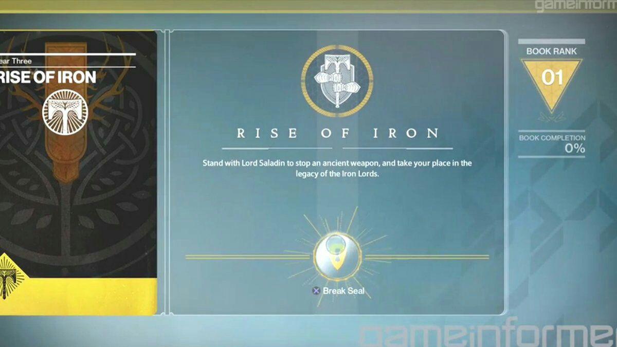 Подробности о Destiny Rise of Iron от GameInformer - Изображение 4