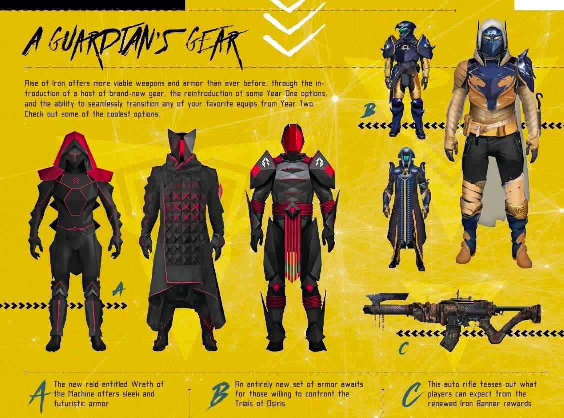 Подробности о Destiny Rise of Iron от GameInformer - Изображение 2