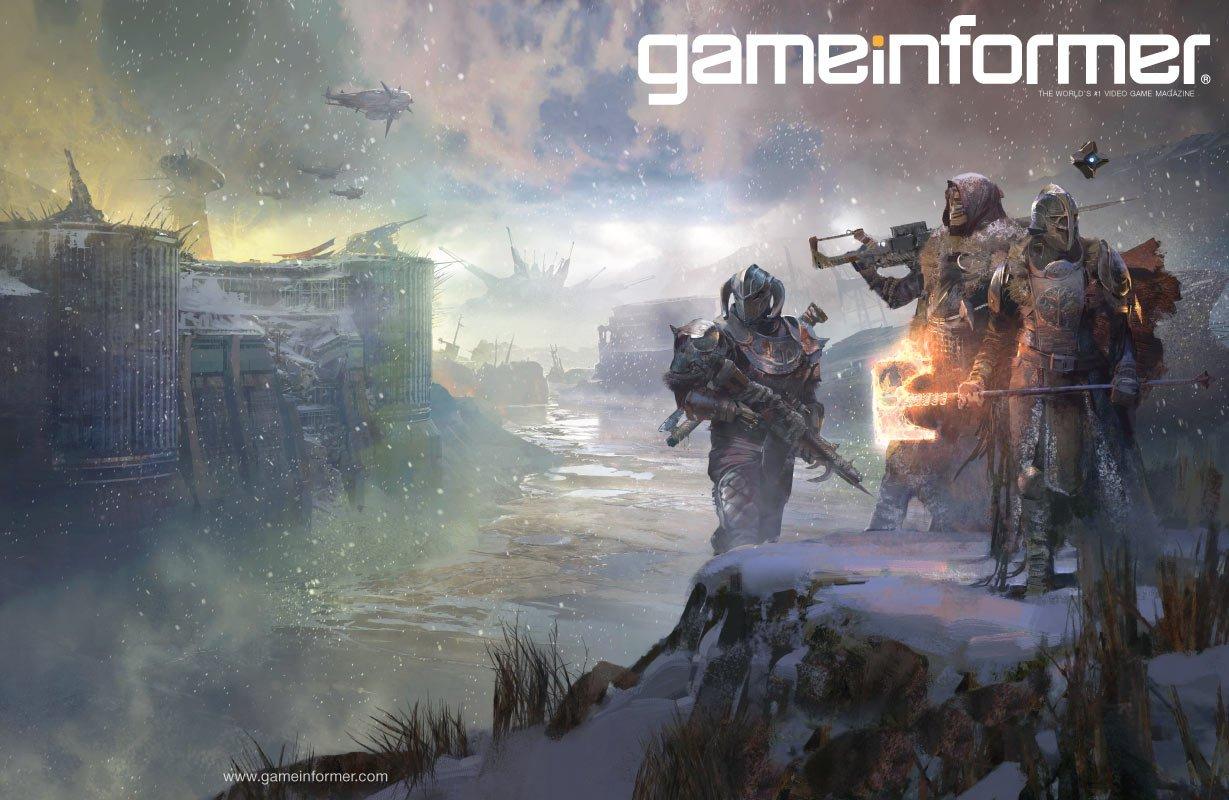 Подробности о Destiny Rise of Iron от GameInformer - Изображение 1