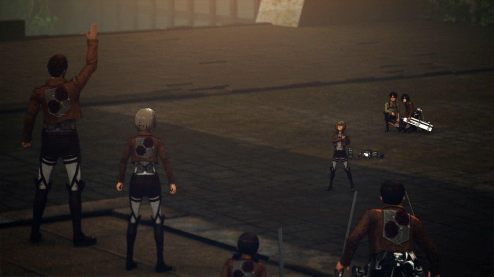 Пост-прохождение Attack of Titan: Wings of Freedom Часть 2 - Изображение 24