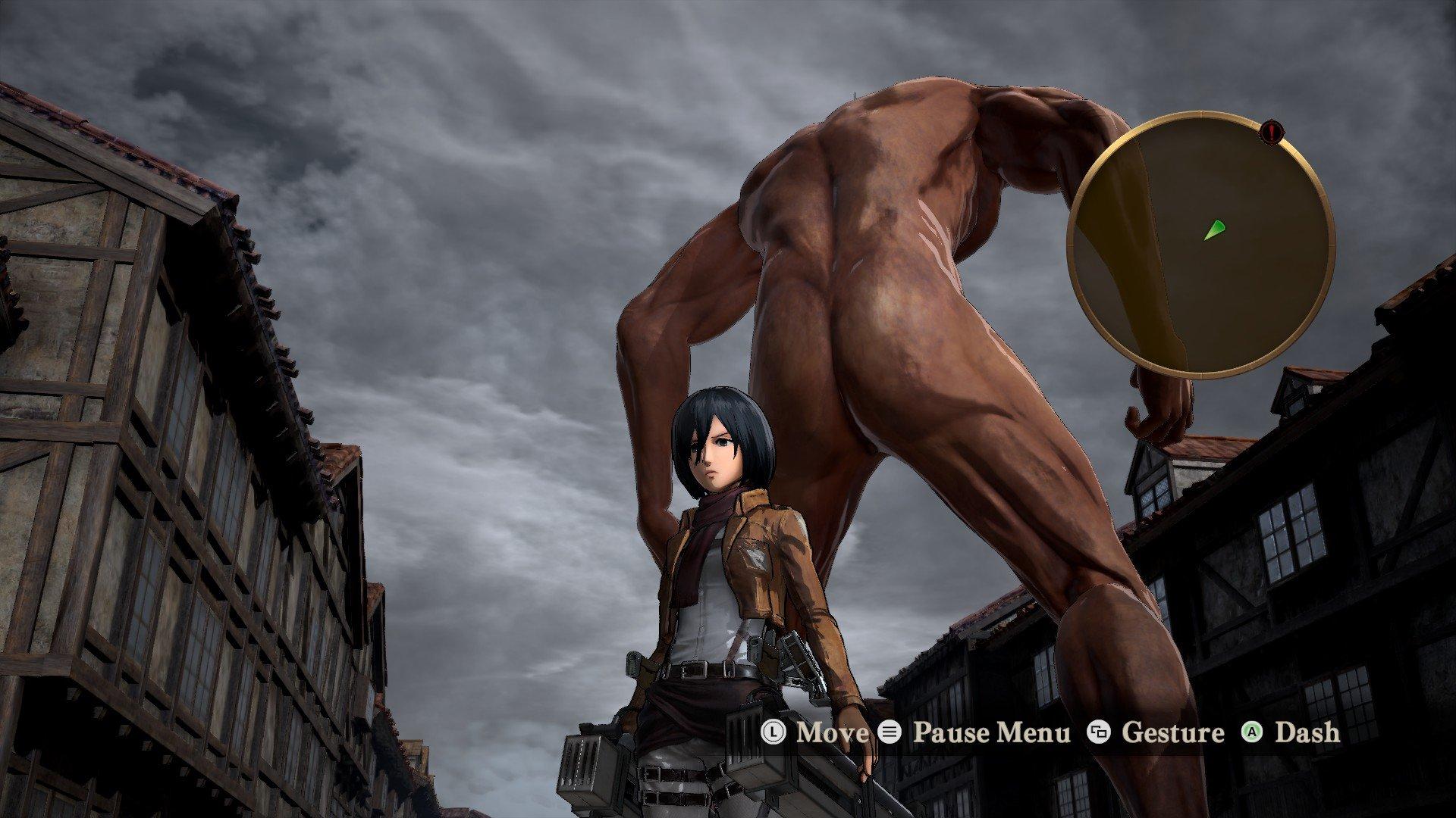 Пост-прохождение Attack of Titan: Wings of Freedom Часть 2 - Изображение 16