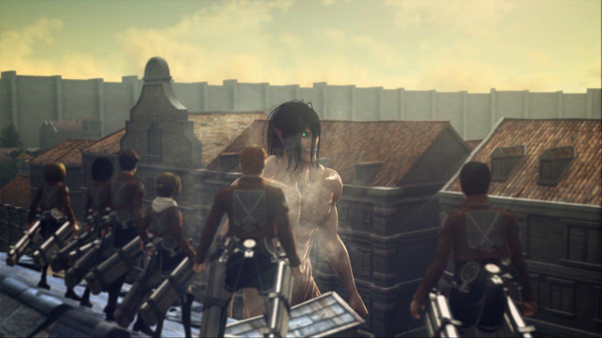Пост-прохождение Attack of Titan: Wings of Freedom Часть 2 - Изображение 21