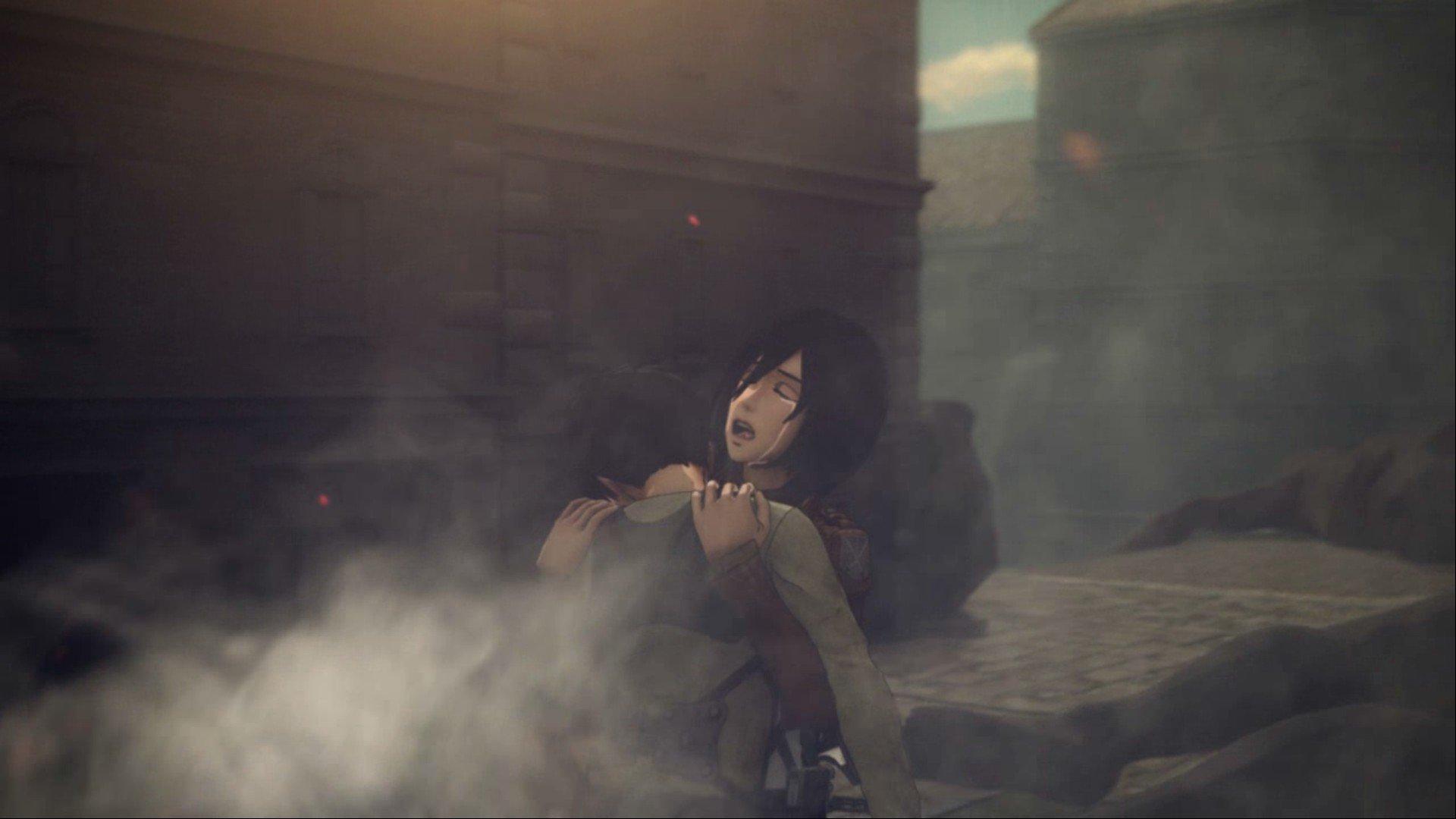 Пост-прохождение Attack of Titan: Wings of Freedom Часть 2 - Изображение 22