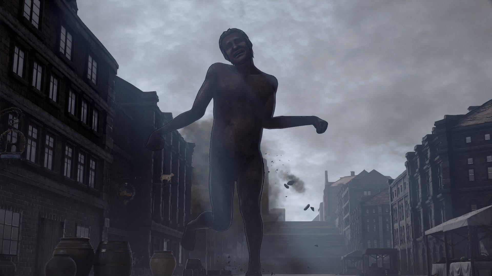 Пост-прохождение Attack of Titan: Wings of Freedom Часть 2 - Изображение 11