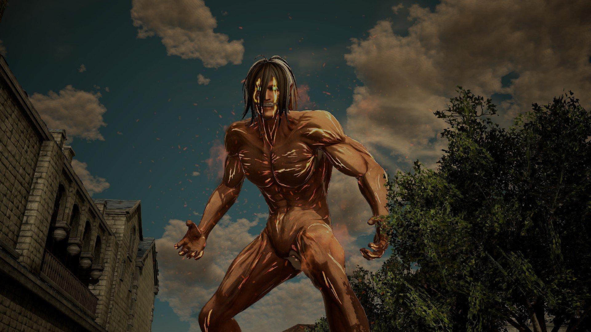 Пост-прохождение Attack of Titan: Wings of Freedom Часть 2 - Изображение 20