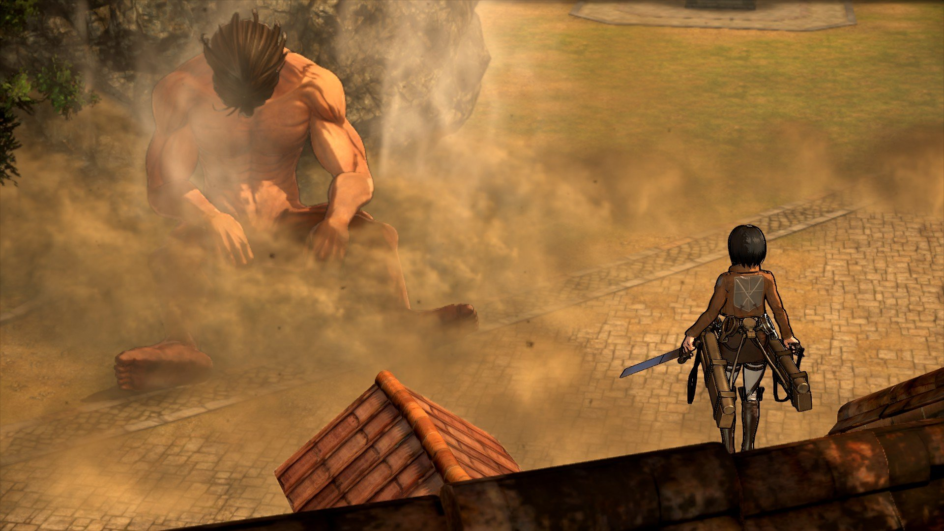 Пост-прохождение Attack of Titan: Wings of Freedom Часть 3 - Изображение 7