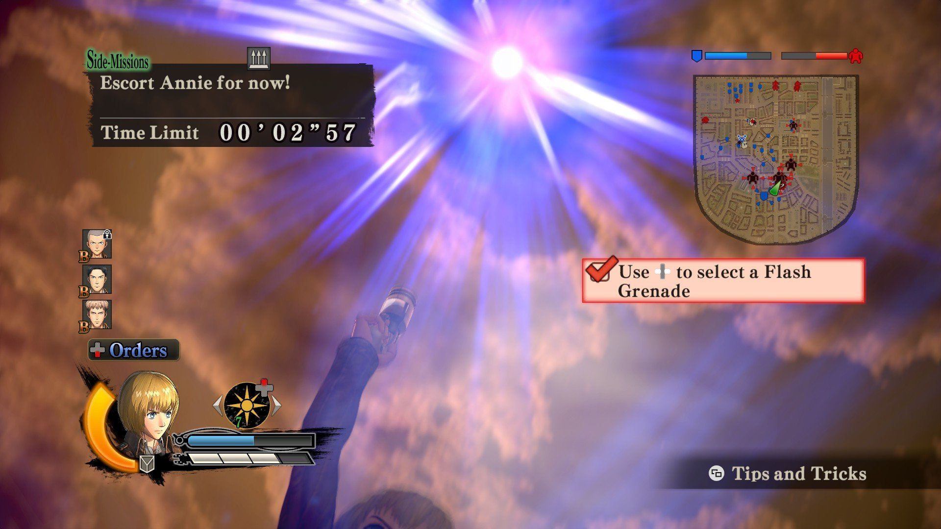 Пост-прохождение Attack of Titan: Wings of Freedom Часть 3 - Изображение 4