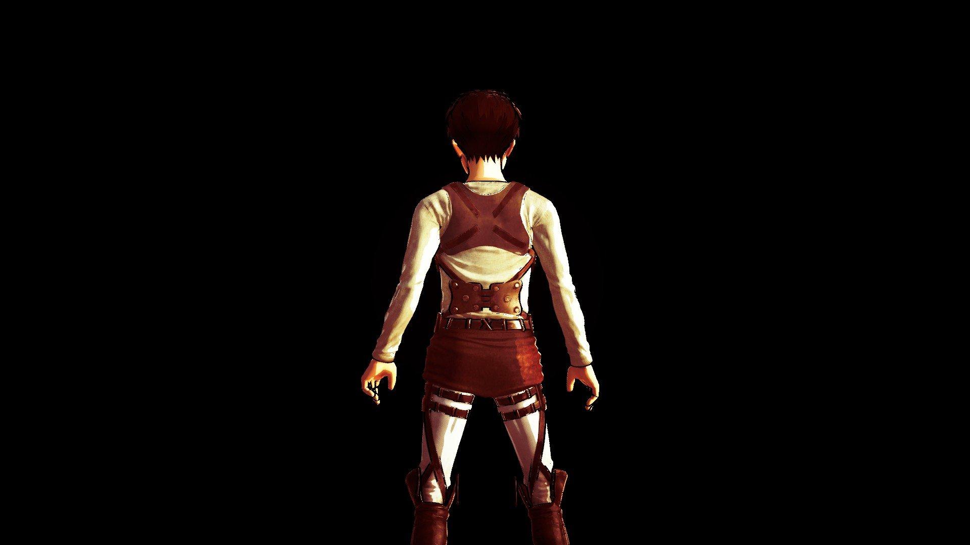 Пост-прохождение Attack of Titan: Wings of Freedom Часть 3 - Изображение 9