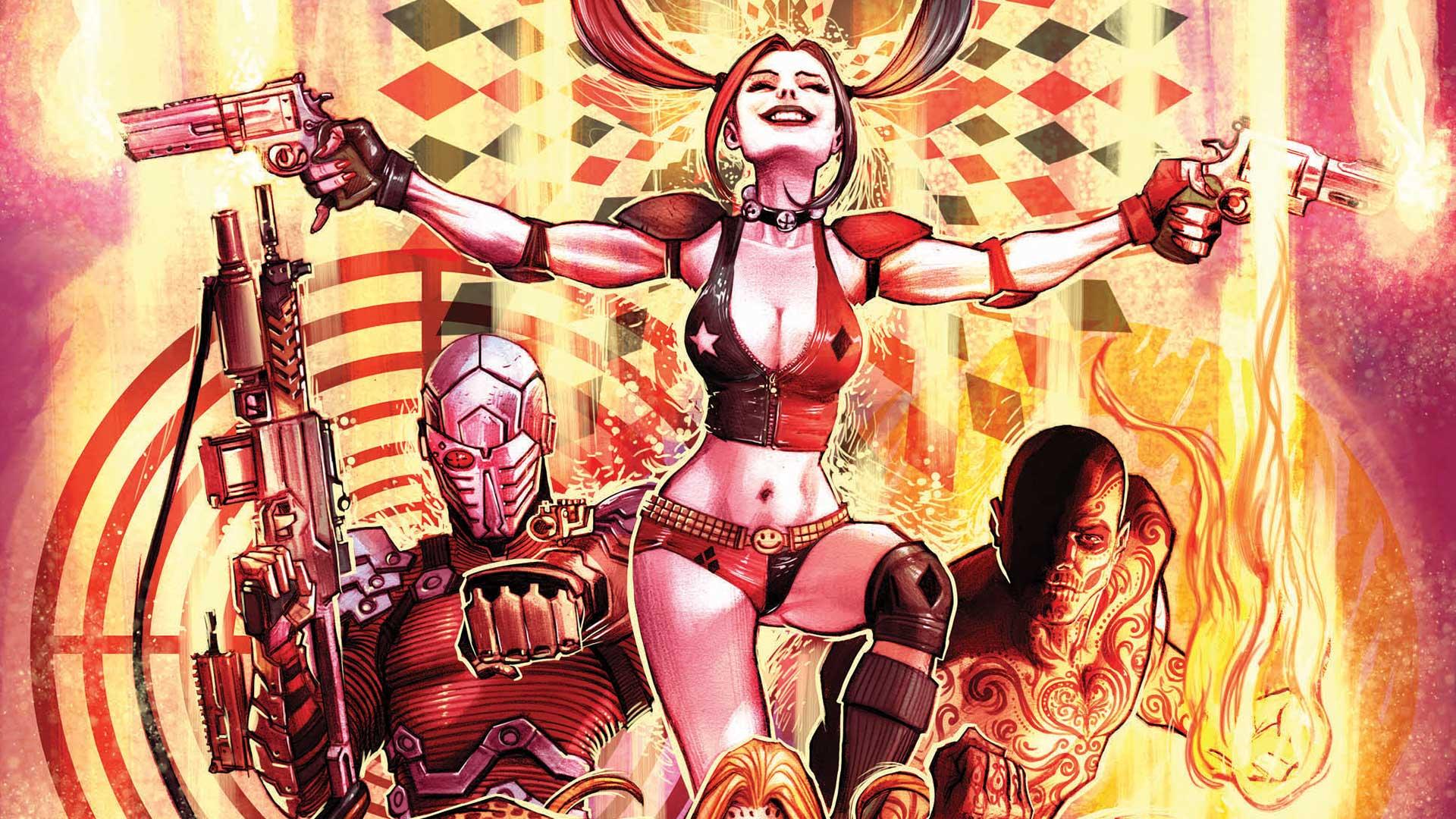 Игры и фильмы по комиксам: Suicide Squad - Изображение 1