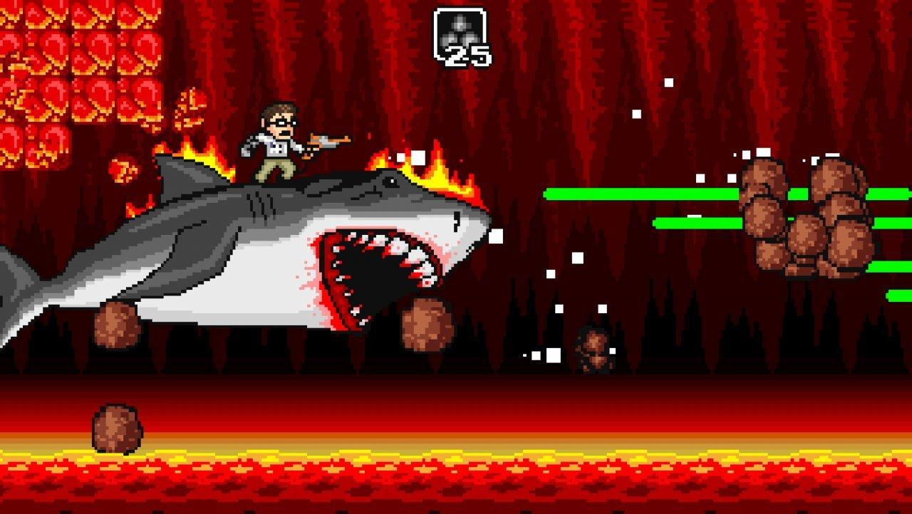 Обзор Angry Video Game Nerd Adventures 2 ASSimilation - Изображение 2