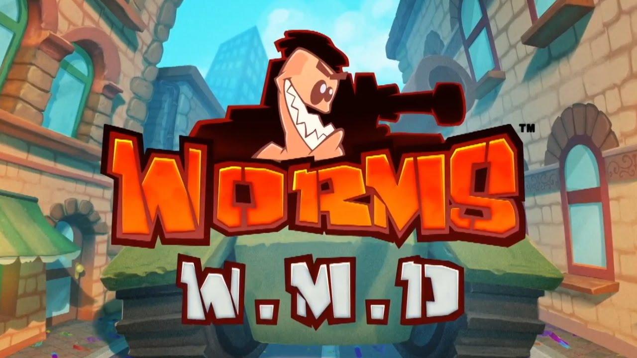 Бука выпустит Worms W.M.D. полностью на русском языке! - Изображение 1