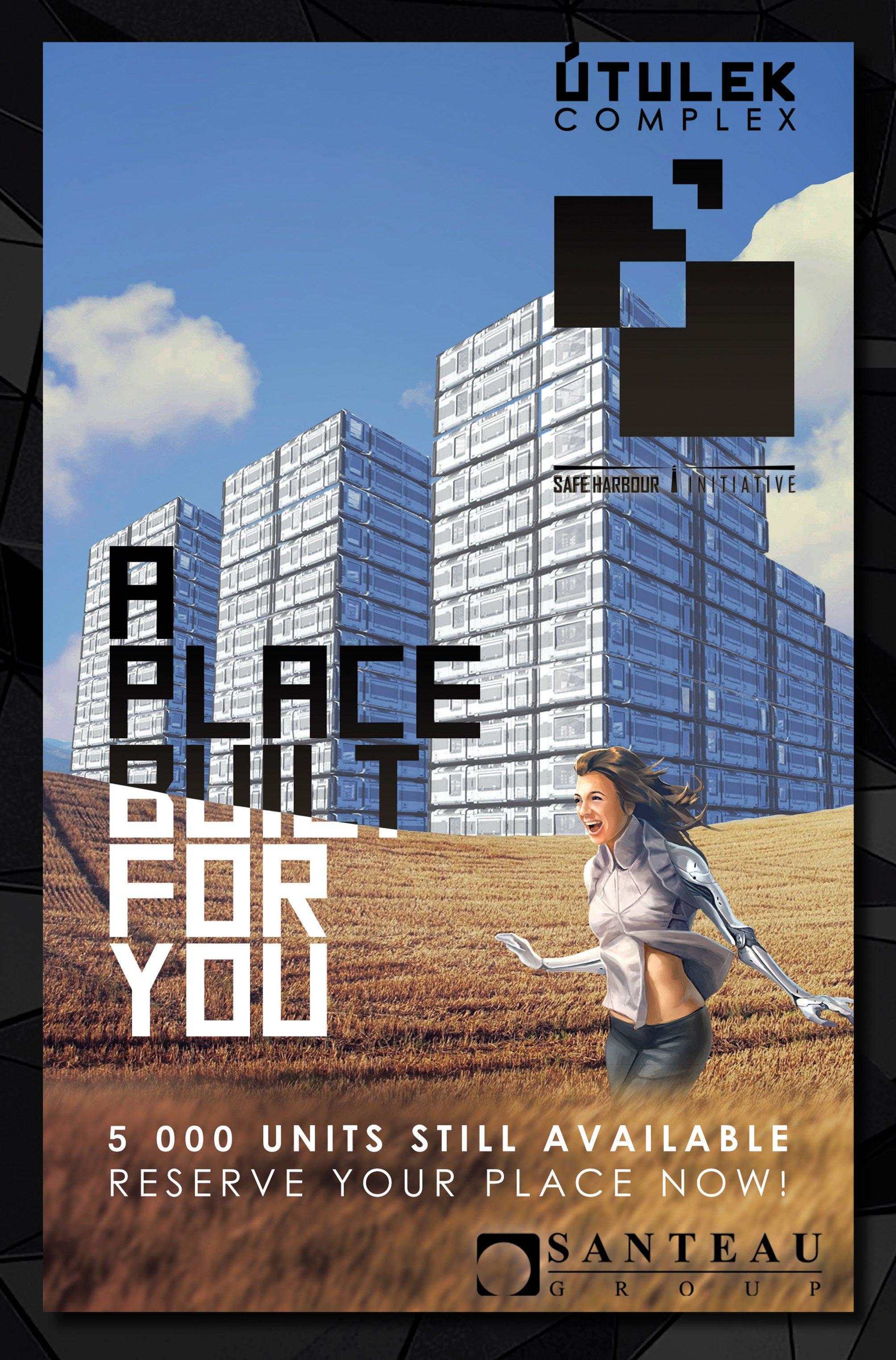 Агитплакаты Deus Ex, которые можно найти в комикс-серии Deus Ex Universe - Children's Crusade. - Изображение 1